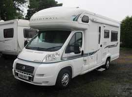 Luxury Auto-Trail Apache with Rear Lounge