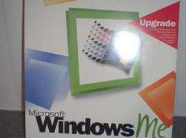 Microsoft Windows Milleninium Edition Upgrade (new and factory sealed box)