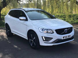 12 months warranty , £279pcm Volvo Xc60, 2016 (66) White Estate, Automatic Diesel, 41,567 miles