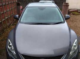 Mazda MAZDA 6, 2007 (57) Grey Saloon, Manual Petrol, 88,555 miles