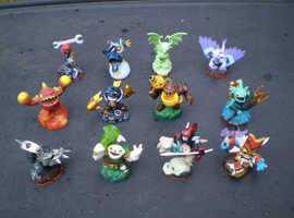 Skylanders Spyros Figures