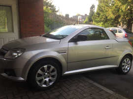 Vauxhall Tigra, 2009 (09) Silver Coupe, Manual Petrol, 88,000 miles