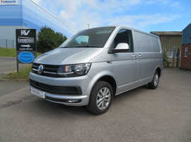2019(19) VW T6 in SILVER 150BHP - Highline, SWB.  Awaiting Conversion