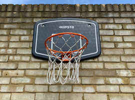 Basketball Basket with the wall attachment