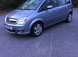 AUTOMATIC 10 Plate Vauxhall Meriva 1.6cc,Only 66,000 Miles BARGAIN £1995