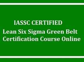 Get The Lean Six Sigma Green Belt Training Online