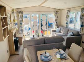 ***beautiful 2 bedroom holiday home caravan for sale Felixstowe***