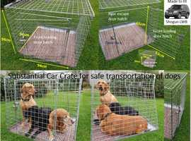 DOG CRATE for CAR