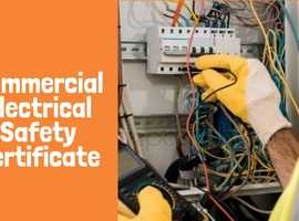 Commercial Electrical Safety Certificate
