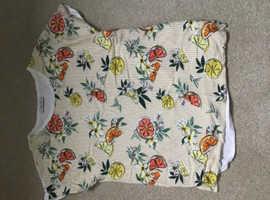 Women's summery t shirts