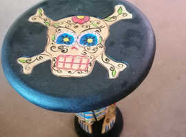 Hand made Skull table