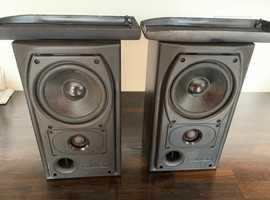 Mission HiFi speakers