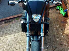 Honda CBR900RR Fireblade Streetfighter