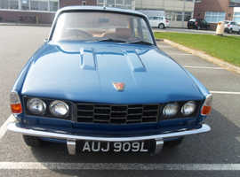 ROVER P6 (SC -1972) ONE FORMER LADY OWNER WITH MOT/SERVICE HISTORY TO DATE