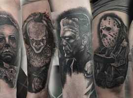 Local Tattoo shop