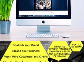 Need a Website to Establish Your Brand or Expand Your Business?