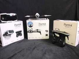 Drone - Parrot BEBOP 2 Lightweight HD Video Quadcopter - Full Package