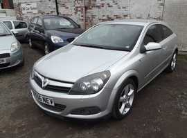 Vauxhall Astra, 2006 (56) Silver Hatchback, Manual Petrol, 113,000 miles