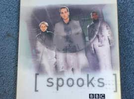 Spooks Season 1 DVD