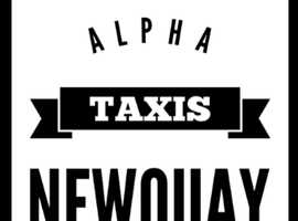 Alpha taxis Newquay
