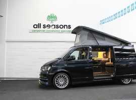 Volkswagen T6 Campervan, 19 plate, DSG, Luxury furniture kit