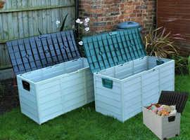 Heavy Duty Garden Storage Box