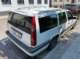 Volvo 850, 1996 (P) White estate, Manual Other, 1000000 miles