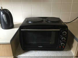 Vonshef mini oven and microwave oven 800w