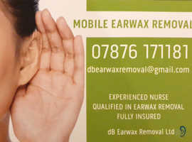 Earwax Removal Home Visits