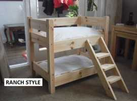 BRAND NEW SOLID PINE BEDS FOR YOUR DOGS OR CATS