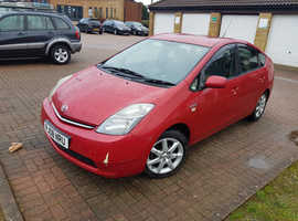 Toyota Prius, 2008 (08) Red Hatchback, Cvt , 319,661 miles