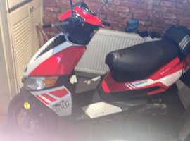 50cc moped motorini gp50