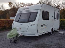 Surprisingly spacious 2 Berth Caravan