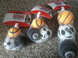 kong wubba toys and strong bouncing balls