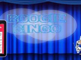 Boogie Bingo Disney & 80s Music online