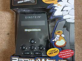 Einstein Brainwave game