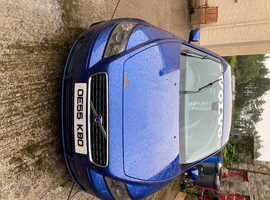 Volvo S40/V50 SERIES, 2006 (55) Blue Saloon, Manual Diesel, 147,700 miles