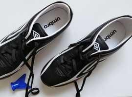Umbro 6 Stud Football Boots - New unused.