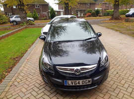 Vauxhall Corsa, 2014 (64) Black Hatchback, Manual Petrol, 26,000 miles