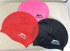 Slazenger Swimming Cap Junior X 3