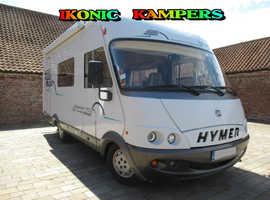 1999 Hymer B544 Fiat 2.8TD LHD