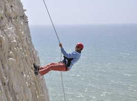 KM Peacehaven Cliffs Abseil