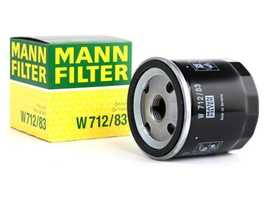 MANN FILTER W712/83 BOXED AND BRAND NEW ONLY £2.15
