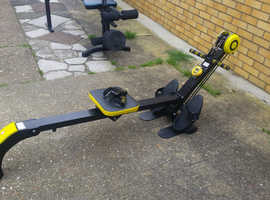 Nearly New Rower and Gym Machine
