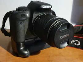 Canon 700D camera kit