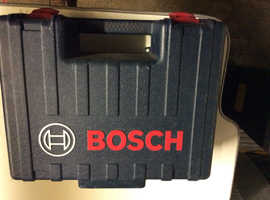 Bosch self levelling laser level GLL 2-50 & LR2 receiver