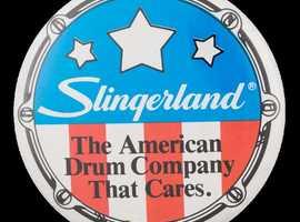 SLINGERLAND DRUM COMPANY PIN BADGE