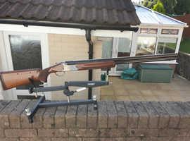 For Sale Miroku MK38 Trap O/U Shotgun With Adj Comb Grade 1