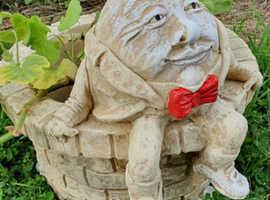 Humpty Dumpty Planter