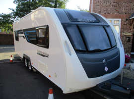 Swift Celebration 640 Caravan